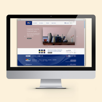 Dulux Global Website
